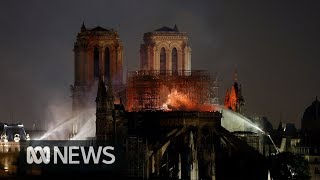 Notre Dame fire: The cathedral's priceless relics and religious significance | ABC News