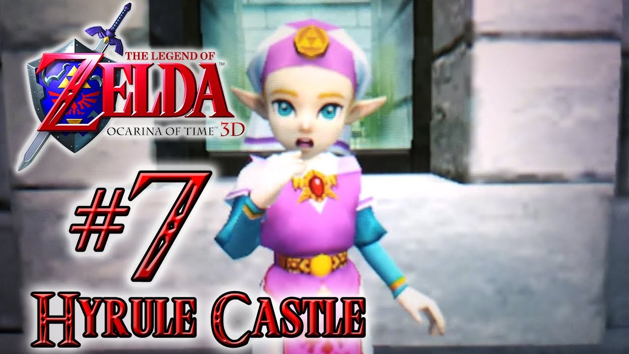 zelda ocarina of time 3ds walkthrough pdf
