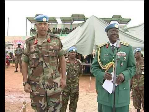 MaximsNewsNetwork: DARFUR FORCE COMMANDERS UNAMID