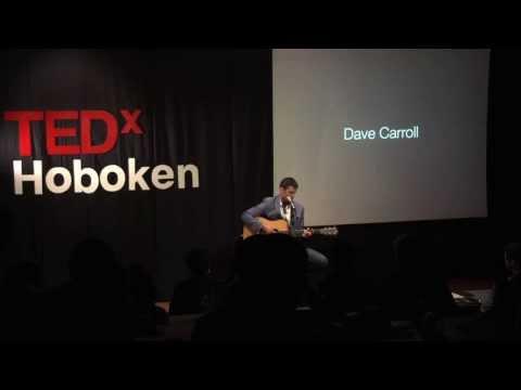 Now: Dave Carroll at TEDxHoboken