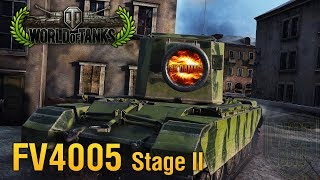 World of Tanks - FV4005 S2 - 14K Damage - OP? - 7 Kills - TS Update 9.20.1