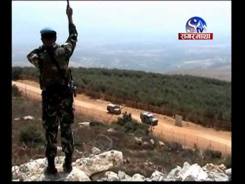 Israel -- Lebanon War Part 1