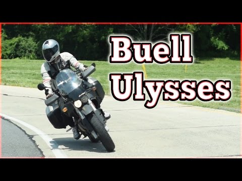 Regular Car Reviews: 2006 Buell Ulysses XB12x