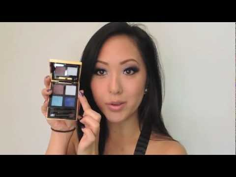 TUTORIAL: YSL Northern Lights Holiday 2012 + PRODUCT REVIEWS