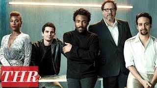 Lin-Manuel Miranda, Donald Glover, Issa Rae & Damien Chazelle: Epic Conversation on Creativity   THR
