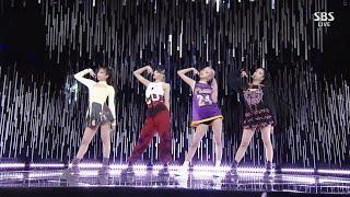 Download lagu BLACKPINK - 'Pretty Savage' 1011 SBS Inkigayo