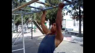 "Bar  Spartan Puebla  "" El origen "" - Video  motivacional workout"