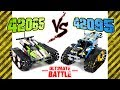 LEGO 42065 VS 42095 Ultimate Battle!
