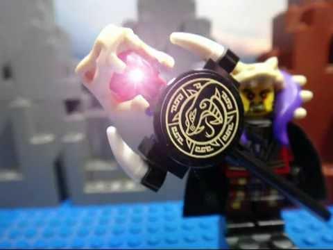 LEGO NINJAGO THE MOVIE PART 13 BATTLE OF THE ELEMENTAL MASTERS