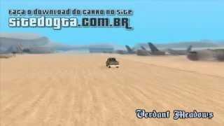 Carro brasileiro Ford F-250 para GTA San Andreas