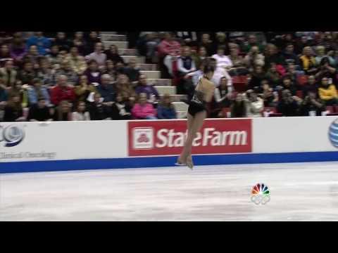2009 Skate America - Kim Yuna Sp 007 'james Bond Medley' video