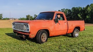 ABANDONED Truck Drives After 25 Years of Sitting