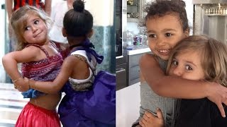 Top 8 Cutest North West & Penelope Disick BFF Moments! | Hollywire