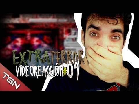 Extra Terror Video reacción 4# USERNAME 666