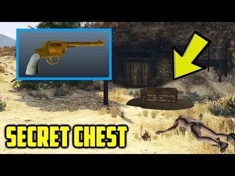 gta online relic chest clues locations for revolver, re