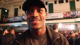 THE MONEY IN BOXING COMES FROM THE CASUALS. NO OFFENCE INTENDED' - UMAR SADIQ FACES ZAK CHELLI