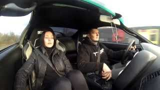 Ride with my wife |  Toyota Supra 2JZ GTE MKIV