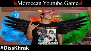 AymanSenpai - Moroccan Youtube Game [Diss Track - FreeStyle]