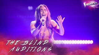Download Lagu Lacey Madison sings Wicked Game   The Voice Australia 2018 Gratis STAFABAND