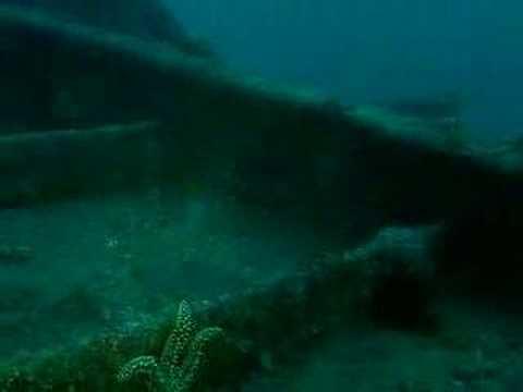 inmersion, mina, mari, pecio, euskadi, submarinismo, dive, wreck, underwater, buceo, minamari