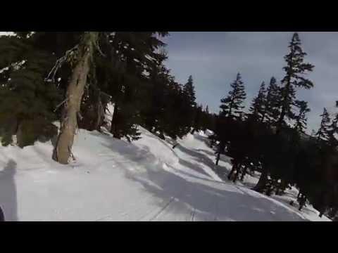 Wanoga Way Trail - Mount Bachelor Ski Area