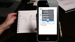 AppSeed turns your sketches into prototypes