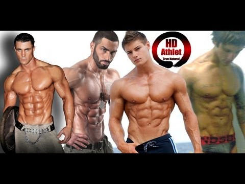 ▪█─ HD Athlet─█▪  Zyz z / Jeff Seid  / Lazar Angelov  /  Greg Plitt