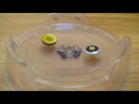 Beyblade Metal Fusion  Fight  Phantom Orion BD VS Hell Kerbecs BD145DS [HD]