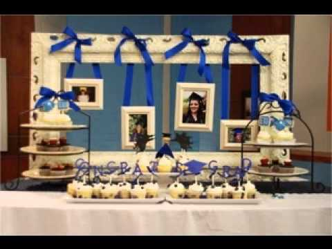 Creative High school graduation party ideas - YouTube