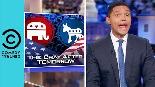 Midterm Madness Sweeps America | The Daily Show With Trevor Noah