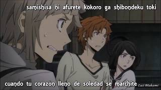 Bungou Stray Dogs ☆ED☆ Sub. Esp.【AMV】