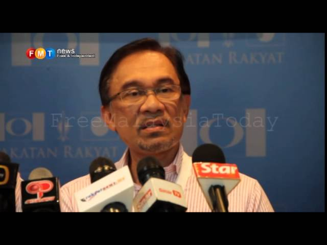 PKR polls: Anwar admits flaws, to banish troublemakers