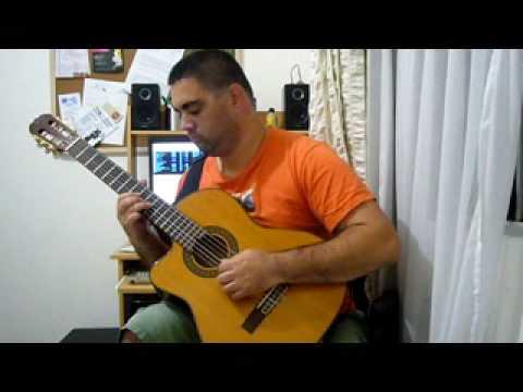 Kiwi latin acoustic guitar - Exotico