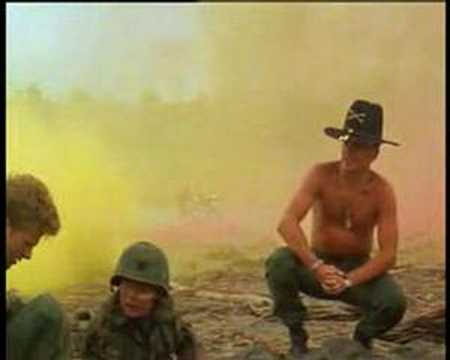 apocalypse now napalm in spanish
