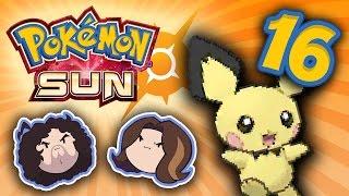 Pokemon Sun: Dancestry - PART 16 - Game Grumps