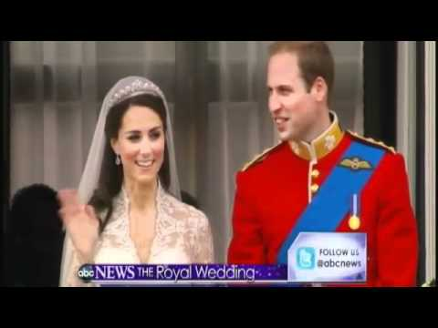 The balcony of Buckingham Palace has a history of introducing royal couples to Brits. Watch video, play games, and learn more about the royal family: http://...