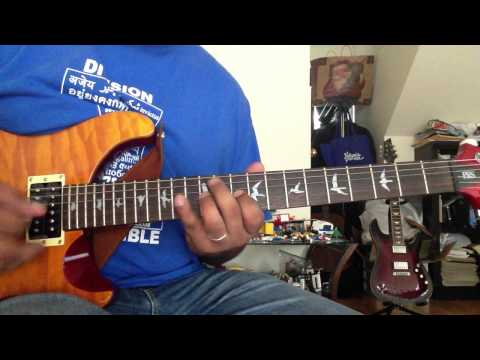 Din - Guitar Lesson video