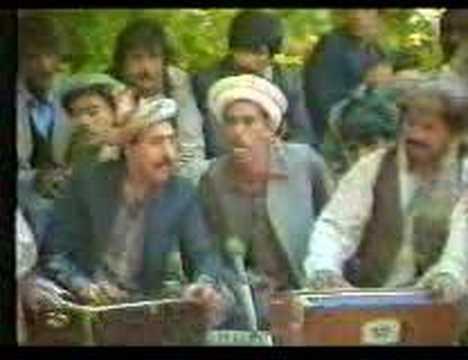 Afghan Folk Music (Said Alam Ismail Farooz)
