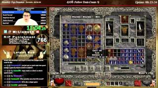 Diablo 2 - Hell Assassin speedrun WORLD RECORD - 7:27:22