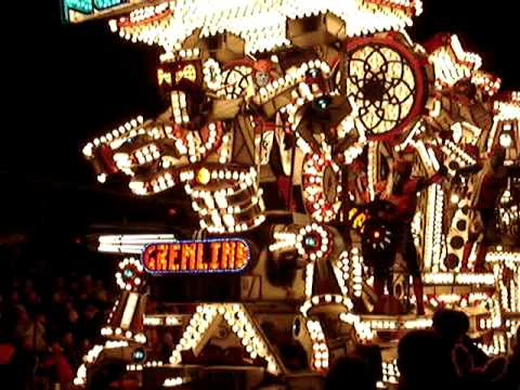 Gremlins CC - Bridgwater Carnival 2008