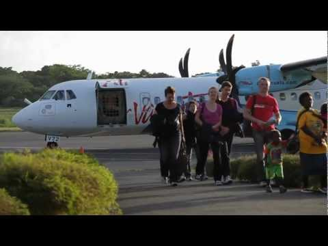 A day in the life of Air Vanuatu