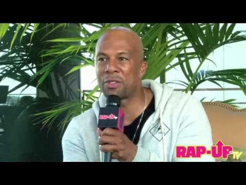 Rap-Up TV: Common Talks State of Hip-Hop, Praises Kendrick Lamar and Nicki Minaj