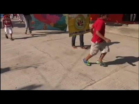 """¿Se murió mi mamá?"", pregunta niña en medio de balacera en Cuajinicuilapa, Guerrero"