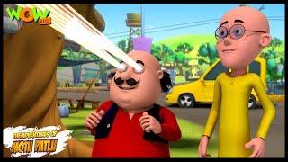 Power Of Imagination - Motu Patlu in Hindi - 3D Animation Cartoon for Kids -As seen on Nickelodeon