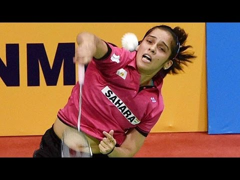 Indonesia Open: Kashyap, Saina in pre-quarters, Sindhu loses