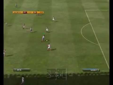 Hapoel Tel Aviv Vs Atletico Madrid 0-3 All Goals & Highlights (fifa12)