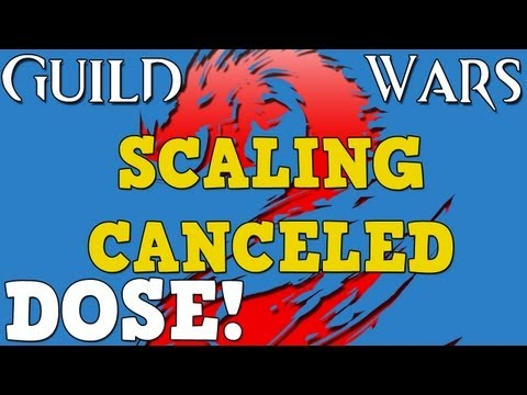 Guild Wars 2 Dose - Scaling Up Canceled and Community Works