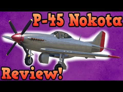 GTA Online guides - P-45 Nokota review!