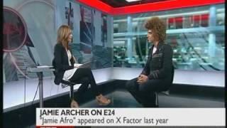 Jamie Archer BBC News 24 Entertainment