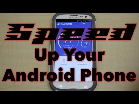 How to make Galaxy S3 Faster (Speed up Android Phone)